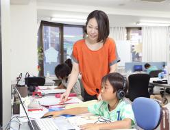 鈴木紗代子授業風景
