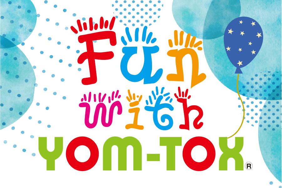 外国人講師と英語で遊ぼう!Fun with YOM-TOX!